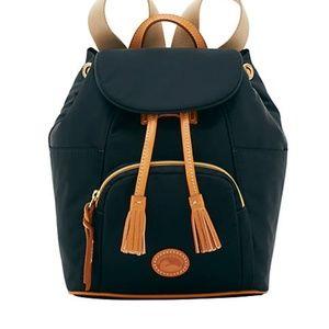 NWOT Dooney & Bourke Murphy nylon MD backpack